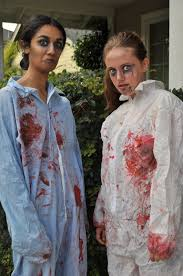 the craft lizard haunted hospital costumes