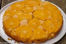 cuisine facile rapide gâteau renversé aux oranges kilometre 0 fr