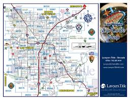 Map Of Las Vegas Nevada by Zip Code Map Lawyers Title Of Nevada