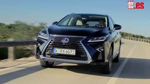 lexus nx 300h executive tecno prueba nuevo lexus rx 450h 2016 calidad híbrida autobild es