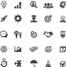 art startup startup and strategy icons stock vector art 527893722 istock