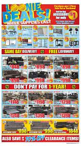 surplus furniture kitchener surplus furniture mattress warehouse kitchener flyer october 3