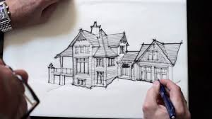 visbeen architects sheridan quick sketch youtube