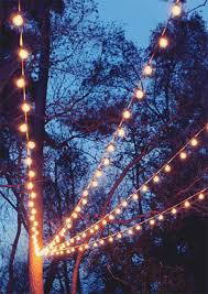 Outdoor Hanging String Lights How To Hang Outdoor String Lights Resource Article By