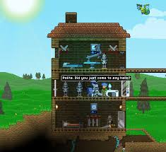 starbound houses starbound 14th august beefier guards