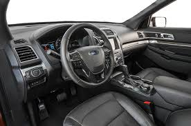 How Much Is The 2016 Ford Bronco 2016 Ford Explorer 2 3l Ecoboost Awd First Test Review