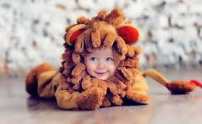 Ewok Halloween Costume Baby Cute Baby Lion Costume Photo Baby Costumes Funny Baby