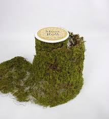 Moss Vase Filler Moss Roll Artificial 6