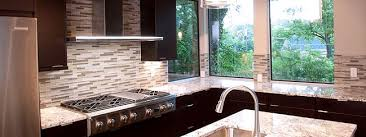 Brown Metal Modern Kitchen Backsplash Tile Backsplashcom - Modern backsplash