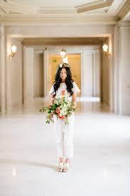 city hall san francisco halloween california wedding alternative bride style