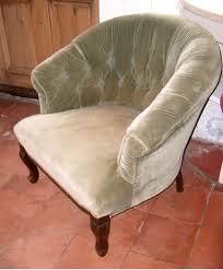 Tub Armchair Edwardian Tub Chair