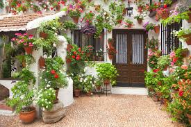 Patio Landscaping Ideas Patio And Containers Inspiring Garden Ideas For All Gardeners