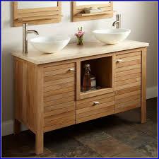 Teak Bathroom Cabinet Teak Bathroom Vanity Uk Bathroom Home Design Ideas Wekrvngrlx