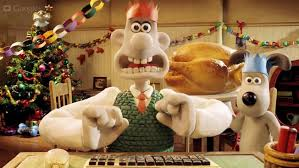 wallace gromit spread holiday cheer google hangouts