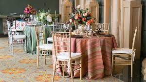 table linen rental mango stria striped table linen rental for events fabulous