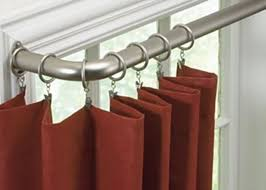 pinterest u0027te beğeneceğiz 25 u0027ten fazla en iyi curved curtain rod