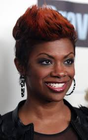 short hairstyles for black women with color hairstyle foк women