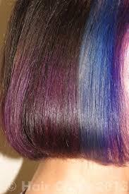 Deep Purple Color August 2013 Hair Timelines Haircrazy Com