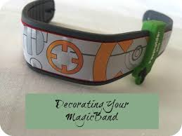 Decorating Your MagicBand for your Walt Disney World vacation