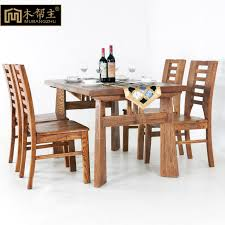 Modern Wooden Chairs For Dining Table Wooden Designs