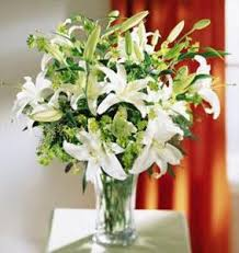 Order Flowers San Francisco - lilies and more bouquet colma florist funeral flowers san