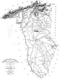Alaska County Map by South Carolina County Map