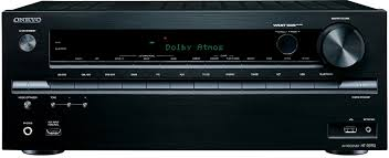 xbox one to home theater amazon com onkyo ht s7800 5 1 2 ch dolby atmos home theater
