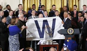 Youtube Whitehouse President Obama Welcomes Cubs To The White House U0027it Took You