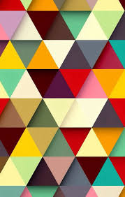 ideas geometric triangle pattern images geometric triangle