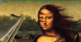 Mona by Grafická Kolekce 97x Mona Lisa Jak Jí Neznáte Aneb Lidová