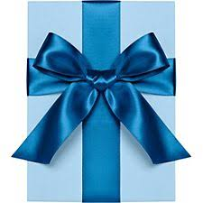royal blue ribbon satin gift ribbon paper source