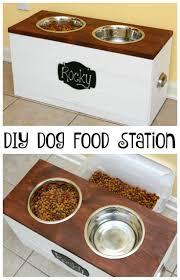 best 25 dog food stations ideas on pinterest dog food storage