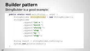 Builder Pattern In Java 8 | functional programming with java 8