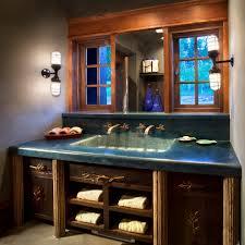 trough sink vanity bathroom beach with full length mirror double