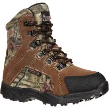 womens boots outdoor rocky waterproof insulated camouflage outdoor boot
