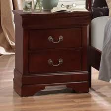 cherry nightstands you u0027ll love wayfair