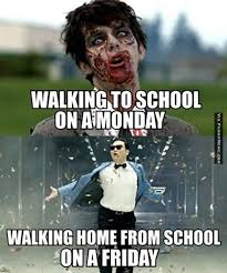 Memes For School - image funny memes walkingto school on a monday jpg inanimate