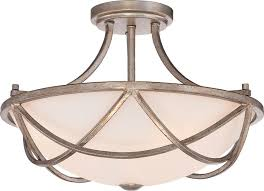 gold flush mount light quoizel mbk1716vg milbank vintage gold flush mount lighting quo