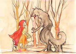 106 petit chaperon rouge images red riding