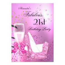 21st birthday cards invitations greeting photo cards zazzle