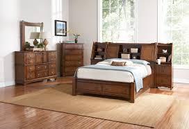Antique Finish Bedroom Furniture by Coaster Furniture Grendel Collection Oak Bedroom Set Queen Size