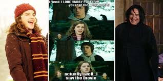 Harrypotter Meme - harry potter 15 hilarious book vs movie memes only true fans will get