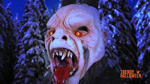 krampus demon mask via trendy halloween youtube