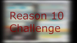 Challenge Reason Propellerhead Reason 10 Challenge