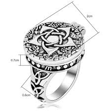 wiccan engagement rings ezei wiccan symbols for protection of the goddess wiccan jewelry