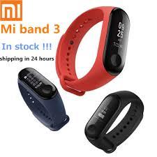 bracelet heart rate monitor images Original newest xiaomi mi band 3 smart bracelet heart rate monitor jpg