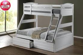 White Wooden Bunk Beds For Sale 3 Bed Bunk Bed Hackers Space Saving Bunk Beds Saw This