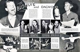 Radio Theatre Christmas Scripts The Definitive Blondie Radio Program Article And Log With Hanley