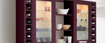 meuble vitré cuisine meuble de cuisine en verre meuble tv du0027angle en chne avec