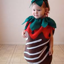 Strawberry Halloween Costume Baby Baby Costume Sushi Baby Toddler Halloween Thecostumecafe